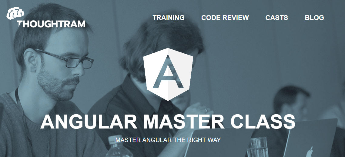 Thoughtram Angular 2 Master Class